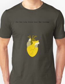 She Had Long Since Lost Her Courage T-Shirt