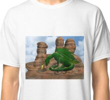 A Dragon`s Love Classic T-Shirt