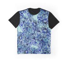 Blue Monday Graphic T-Shirt