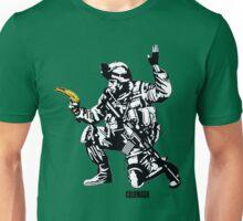 SHOOT YOUR BANANA Unisex T-Shirt
