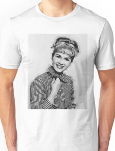 Debbie Reynolds Hollywood Actress Unisex T-Shirt