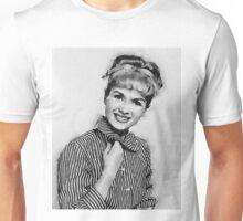 Debbie Reynolds Hollywood Actress Unisex T-Shirt