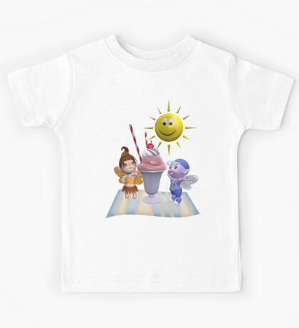 Summer Surprise Kids Tee