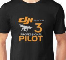 DJI Phantom 3 Professional Pilot Unisex T-Shirt