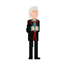 3rd Doctor by Z0ID