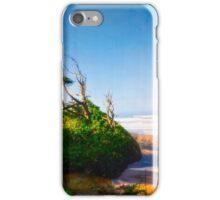 Yachats Oregon 804 Trail - Designed By Wind  iPhone Case/Skin