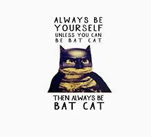 Batman batcat quote parody Unisex T-Shirt