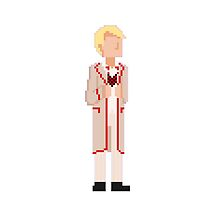 5th Doctor by Z0ID