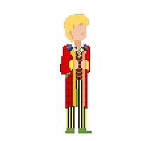 6th Doctor by Z0ID