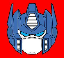 Transformer Optimus Prime Decepticon by kyzson69
