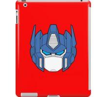Transformer Optimus Prime Decepticon iPad Case/Skin