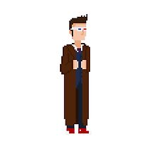 10th Doctor by Z0ID