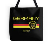 Euro 2016 Football - Germany (Away Black) Tote Bag