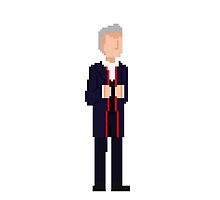 12th Doctor by Z0ID