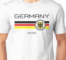 Euro 2016 Football - Germany (Home White) Unisex T-Shirt