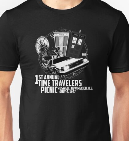 Time Picnic Unisex T-Shirt
