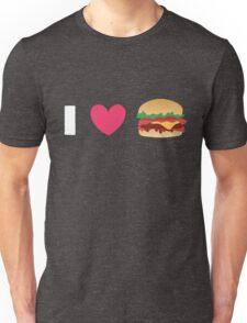 Burger Lovin' Unisex T-Shirt