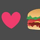 Burger Lovin' by Alex Cola