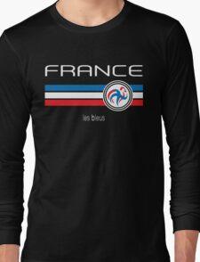 Euro 2016 Football - France (Home Blue) Long Sleeve T-Shirt