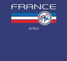 Euro 2016 Football - France (Home Blue) Unisex T-Shirt