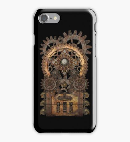 Timing Gears iPhone Case/Skin
