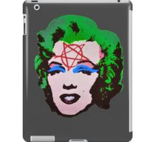 Happy Marylin iPad Case/Skin