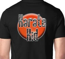 KARATE, Karate Kid, Japanese, JAPAN, MMA, Rising Sun background Unisex T-Shirt