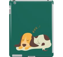 sleeping dong  iPad Case/Skin
