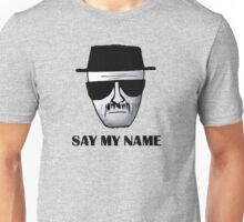 Breaking Bad Walter White Heisemberg Quotes Unisex T-Shirt