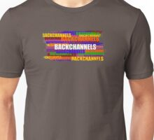 BACKCHANNELS! Unisex T-Shirt
