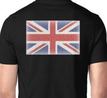Union Jack, FADED, Flag, Britain, British, UK, British Flag, Blighty Unisex T-Shirt