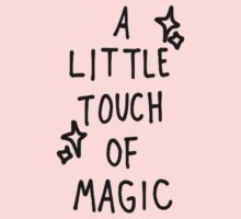A Little Touch of Magic #1 Baby Tee
