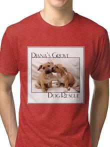 DGDR Logo Tri-blend T-Shirt