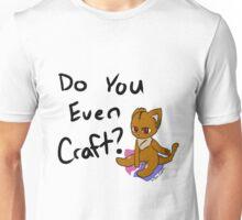 Frenklin Zombie Cat- Do You Even Craft? Unisex T-Shirt