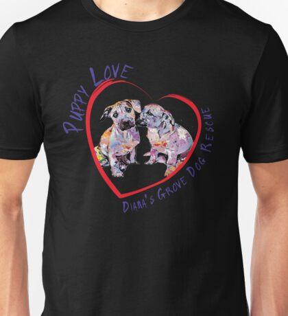 DGDR Puppy Love Unisex T-Shirt
