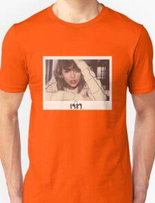 Taylor swift - TS 1989 - vintage Unisex T-Shirt