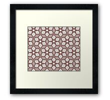 Pattern #37  Framed Print