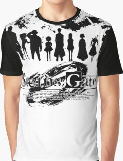 Steins;Gate - Unlimited Worldlines Graphic T-Shirt