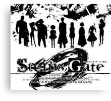 Steins;Gate - Unlimited Worldlines Canvas Print
