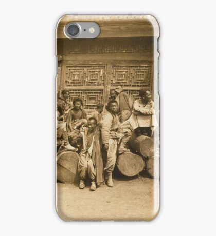 China--White, H.W. A LARGE COLLECTION OF PHOTOGRAPHS.  iPhone Case/Skin
