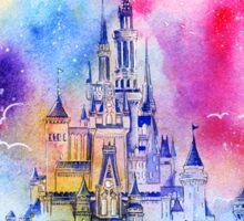 Dream Castle Sticker