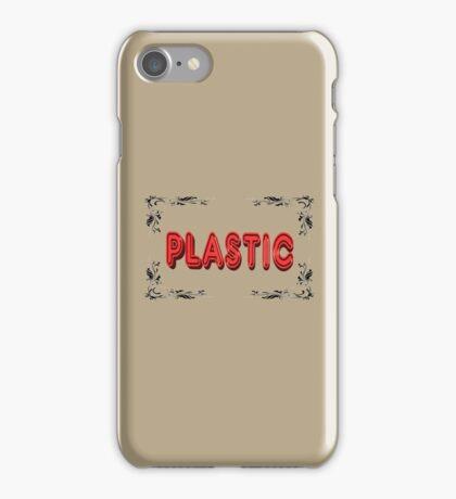 Plastic  iPhone Case/Skin