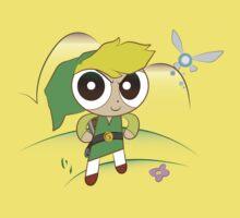 Powerpuff Link Kids Tee