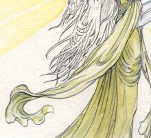 The Elven Maiden Sticker