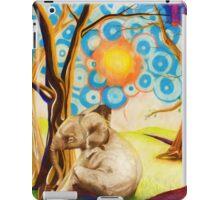 Psychedelic Elephants iPad Case/Skin
