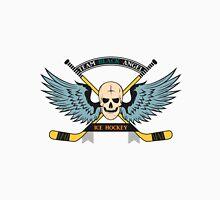 Hockey logo Unisex T-Shirt