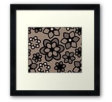 Pattern #40  Framed Print