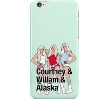 Ad Girls 3 iPhone Case/Skin
