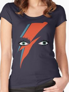 Bowie Women's Fitted Scoop T-Shirt