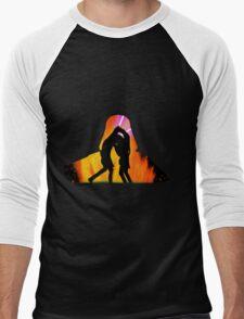 Star Wars - Anakin Skywalker Vs Obi Wan Kenobi Men's Baseball ¾ T-Shirt
